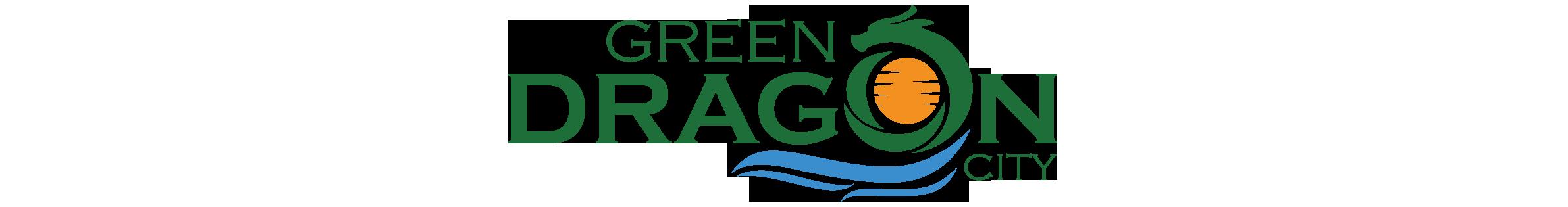 Logo dự án Green Dragon City Cẩm Phả - Tập đoàn TTP